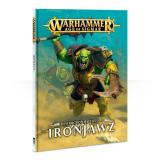 BATTLETOME: IRONJAWZ (H/BACK) (ENGLISH)