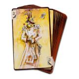 DARK MILLENNIUM PLAYING CARDS