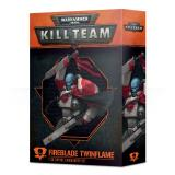 K/T COMMANDER: FIREBLADE TWINFLAME (ENG)