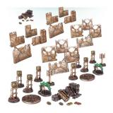 NECROMUNDA BARRICADES AND OBJECTIVES