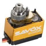 Сервопривод Savox 0,8-1,2 кг/см 0,08-0,06 сек/60° 22,8х12х25,4мм 13,6г цифровой (SH-0262MG)