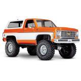Машинка на радиоуправлении Traxxas TRX-4 Chevy K5 Blazer 1:10 4WD RTR (82076-4_ORNG)