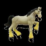 Объемный пазл Лошадь тяжеловоз серая (26528)