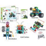 Робот-конструктор 4-в-1 радиоуправляемый