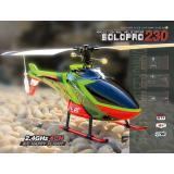 Вертолет Nine Eagles Solo PRO 230 электро 420 мм 2,4ГГц 4CH HD 720p камера красный/зелёный RTF