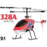 Вертолет Nine Eagles Solo PRO 328 360мм электро 2.4ГГц красный RTF