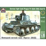 ARK35003 Pz.Kpfw 38(t) Ausf.G German light tank (ARK35003) Масштаб:  1:35