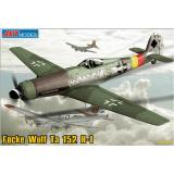 ART7204 TA 152 H-1 German interceptor (ART7204) Масштаб:  1:72