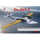 Немецкий морской разведчик Dornier Do-26V-2 (AMO72272) Масштаб:  1:72