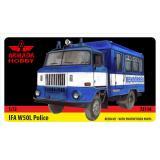 Полицейский грузовой автомобиль IFA (ARH-E72114) Масштаб:  1:72