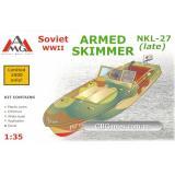 Полуглиссер НКЛ-27 (поздний) (AMG35404) Масштаб:  1:35