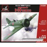 Советский истребитель Поликарпов И-16 тип 24 (AR-14301) Масштаб:  1:144