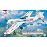 Спортивно-пилотажный самолет Сухой Су-31 (AMO72271) Масштаб:  1:72