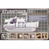 STURMTIGER INTERIOR (AF35S40) Масштаб:  1:35