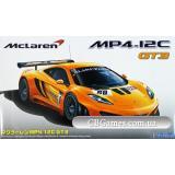 Автомобиль Mclaren MP4/12C GT3 (FU125558) Масштаб:  1:24