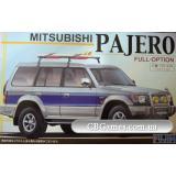 Автомобиль Mitsubishi Pajero Wagon II (FU037974) Масштаб:  1:24