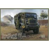 Bedford QLR 3 ton 4x4 Wireless (IBG72002) Масштаб:  1:72