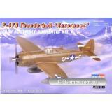 Бомбардировщик P-47D Thunderbolt (HB80283) Масштаб:  1:72
