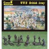 Британская армия Второй мировой войны (CMH055) Масштаб:  1:72