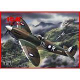 ICM48067  Spitfire Mk.VIII WWII British fighter
