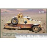 Бронеавтомобиль Marmon-Herrington (e) Panzerspahwagen (IBG35024) Масштаб:  1:35