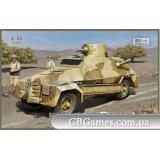 Бронеавтомобиль Marmon-Herrington Mk.I (IBG35021) Масштаб:  1:35