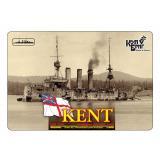 Броненосный крейсер Kent, 1903 (Полная версия корпуса) (CG3520FH) Масштаб:  1:350