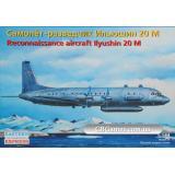 Cамолет-разведчик Ил-20М (EE14489) Масштаб:  1:144