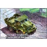 Chevrolet C15A No.11 Cab General Service (IBG72018) Масштаб:  1:72