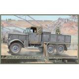 Einheitsdiesel Pritschenwagen (metal cargo body) (IBG35003) Масштаб:  1:35