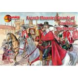 Французские конные стражники кардинала Ришелье (MS72046) Масштаб:  1:72