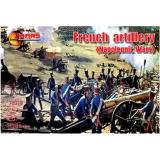 French artillery, Napoleonic Wars (MS72016) Масштаб:  1:72