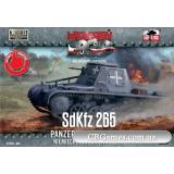 Германская бронированная командно-штабная машина SdKfz 265 Panzerbefehlswagen (FTF004) Масштаб:  1:72