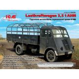 ICM35416  Lastkraftwagen 3,5 t AHN, WWII German Army Truck