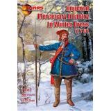 Императорская пехота в зимнем обмундировании (Тридцатилетняя война) (MS72049) Масштаб:  1:72