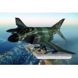 Истребитель-бомбардировщик F-4K Phantom FG.1 (IOM-F262) Масштаб:  1:72