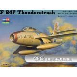 Истребитель F-84F «Тандерстрик» (HB81726) Масштаб:  1:48