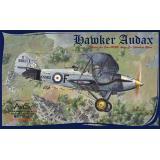 Истребитель Hawker Audax (AV72008) Масштаб:  1:72