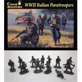 Итальянские десантники, Второй мировой войны (CMH075) Масштаб:  1:72