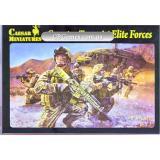 Контртеррористические Элитные силы (CMH082) Масштаб:  1:72