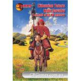Литовские татары, легкая кавалерия (1-я половина  XV столетия) (MS72055) Масштаб:  1:72