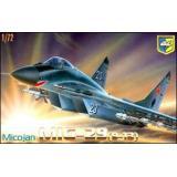 МиГ-29 (9-13) советский истребитель прототип (KO7202) Масштаб:  1:72