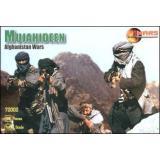Моджахеды, война в Афганистане (MS72002) Масштаб:  1:72