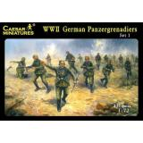 Немецкая мотопехота Второй мировой войны 1 (CMH052) Масштаб:  1:72