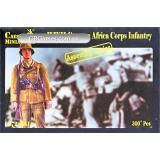 Немецкая пехота (Африканский Корпус) (CMM7713) Масштаб:  1:72