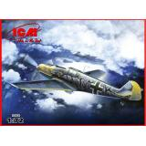 ICM72135  Messerschmitt Bf 109E-7/B WWII German fighter-bomber
