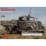 ICM35401  Typ 2,5-32 (1,5 to) WWII German light truck