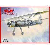 ICM48212  Hs 126B-1 German reconnaissance plane