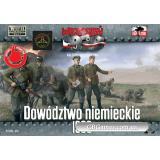 Немецкий штаб (офицеры), 1939 г. (FTF018) Масштаб:  1:72
