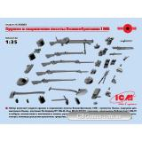 ICM35683  WWI British Infantry Weapon and Equipment